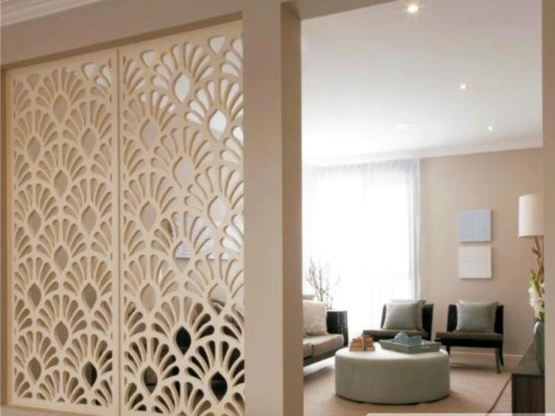 Paneles decorativos en monterrey venta de paneles - Placas decorativas paredes interiores ...